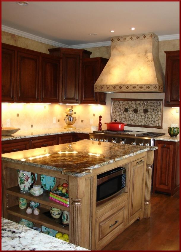 Michael J Romeo & Assoc. Painted Furniture & Cabinets